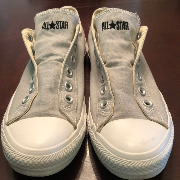 0d9223e6d75f Converse Shoes - Converse All Star Men s Size 8 Women s 10 No Laces